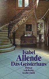 Cover: Das Geisterhaus